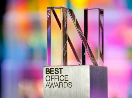 Арендаторы БПКХ - победители премии Best Office Awards